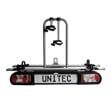 Držiak bicykla UNITEC na háku 2 bicykle