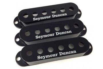 Seymour Duncan Pickup pokrýva jednoduchú set čiernu