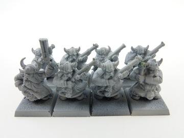 Skull Pass Twarf Thunderideri Set 8 Figurs