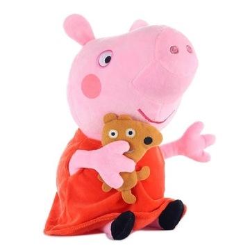 Plyšová hračka Peppa Pig Pepa Plyšová hračka 42cm spieva