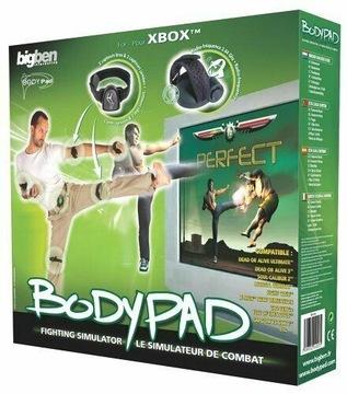 Bigben Wireless Body Pad - Xbox