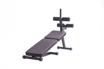 Skladacia lavička pre cvičenie nastaviteľné PTC Sport