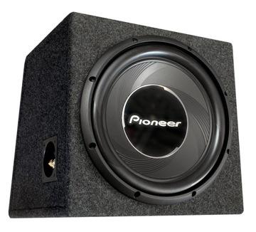 Bass Bass Pioneer Subwoofer 30cm 1400W