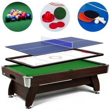Biliard Table 9ft + Cymberg Hokejové doplnky