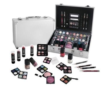 Kozmetický taška Suitcase Kuferek Set 51 Kozmetika