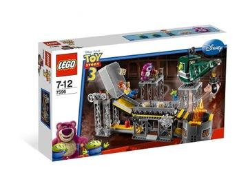 LEGO 7596 Toy Story Útek z zhutňovača odpadu
