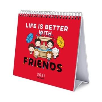 Kalendár 2021 Priatelia Priatelia