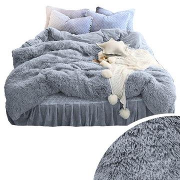 BAVLNA ITALER KOŽUŠINOVÁ BLANKET PLED BED FOR BED 200X220