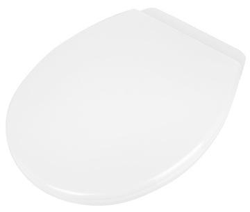 Univerzálny WC WC Board Biely polypropylén