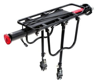 Bicykel trup hliník zadný univerzálny 50 kg