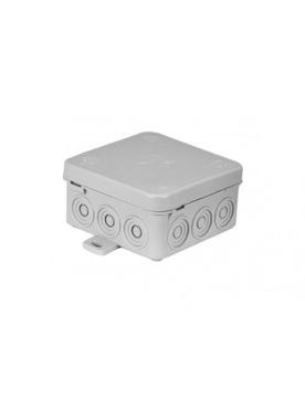 Hermetický povrchový box IP54 85x85 klik