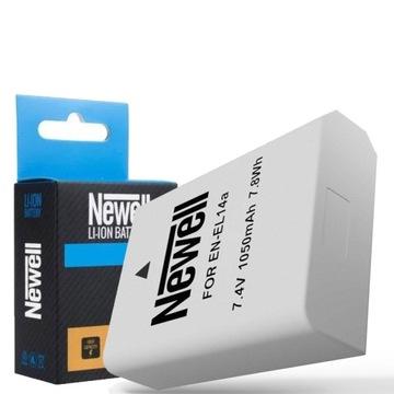 EN-EL14A Batéria pre Nikon D5100 D5200 D5300 D5500