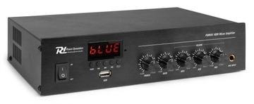 PowerMixer so 100V prehrávačom 25W PD PDM25