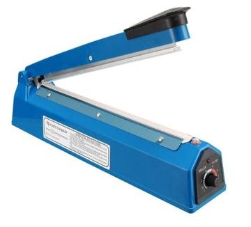 ABS Zvárací stroj pre fóliové tašky 400 mm - 2mm zvar