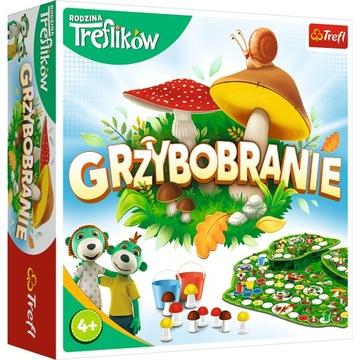 Hra - Hubárčenie Treflików Rodina 02035