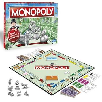 HASBRO MONOPOLY STANDARD GAME NOVÁ VERZIA - C1009
