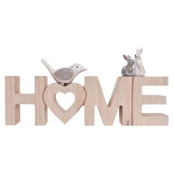 Domov s birdwatch drevený vták