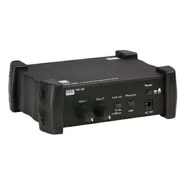 Gramofón predzosilňovač DAP PRE-202