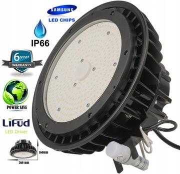 LAMPRO5 200W LED Priemyselné svietidlo
