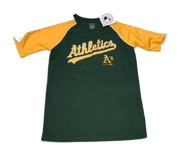 MLB Oakland Athletics L 10/12 Technická košeľa