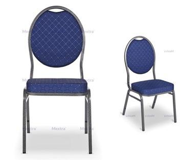 Banketové stoličky Herman pohodlný naskladaný