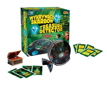 Elektronická hra Treasure Detector Detector PL