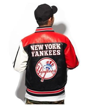 Baseball bunda New York Yankees Majesic L