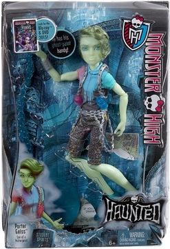 Monster High Doll Porter Geiss CDC34 / CGV19