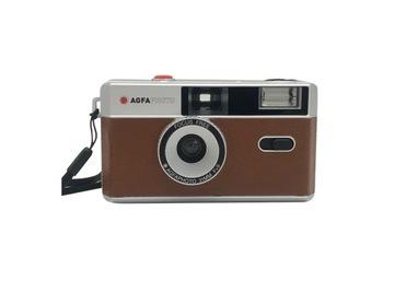 Agfafoto Reuspable Camera 35mm BROWN