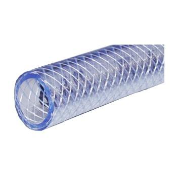 Vzduchová hadica 10 mm PVC 10x2,5 vystužená 1.7MPA