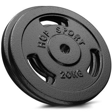 2x20kg __ liatinové zásielky hop-šport * 19y