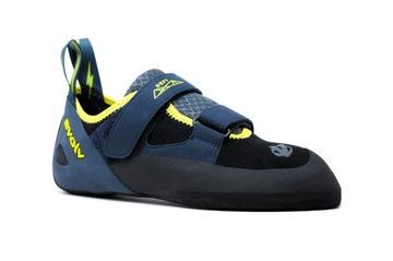 Lezecké topánky EVOLV Defy UK 3 Black / Sulfur