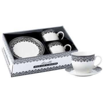 Sada čajových šálky, šálka kávy 3990