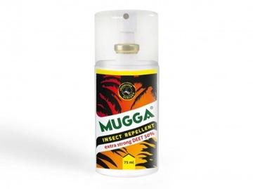 MUGGA SPRAY 85 ML DEET DEET 50% MOSQUITO.