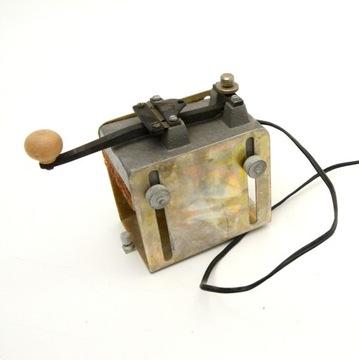 Telegraph Morse Telegraph WP Slúchadlá