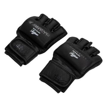 Rukavice MMA EXTREME HOBBY vyrobené z prírodnej kože L.