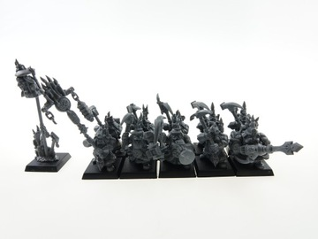 Warhammer Twarf baníci nastaviť 10 číslic