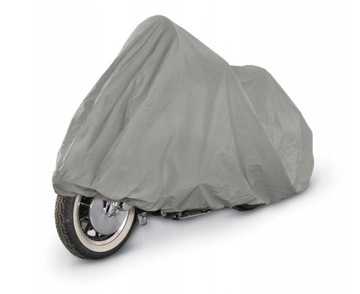 Kryt Tarpaulin pre motocykle motorového skútra XL PL