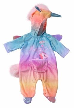BABY BORN Oblečenie pre bábiku Unicorn 43 cm