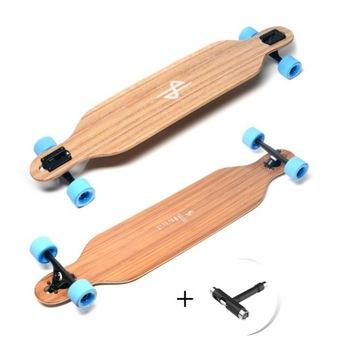 Skateboard Longboard HB Boards vyzdvihnúť 104cm Flex2