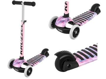 Trojkolka Balance Scooter Protišmyková 60kg