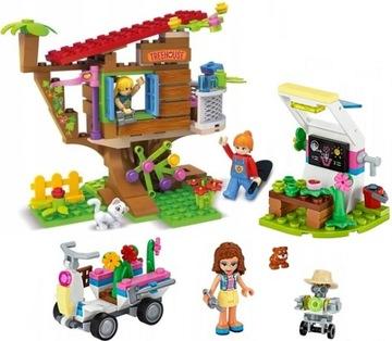 Chata na kvetinovej záhrade Lego priatelia 41425