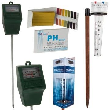 Relatedový spínač Lacmus Belts pH