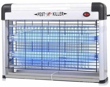 Lampa proti hmyzu proti moliam komárov, muchy hmyzu