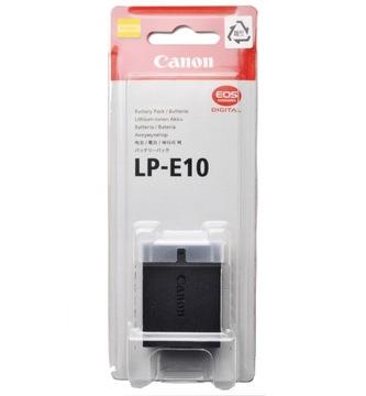 Canon LP-E10 Originálna nová batéria do 2000D
