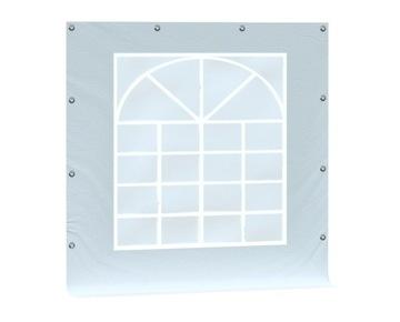 2x2 PE párty stanové okno - náhradný diel
