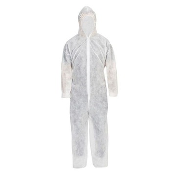 Ochranný oblek. Na jedno použitie. ROZ XL