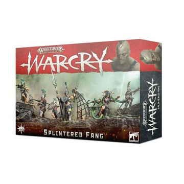 Warhammer Age of Sigmar Warcry Slinted Fang