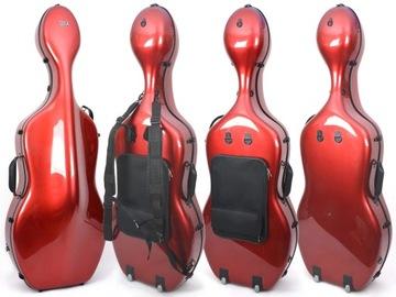 ArtMG Maior + RR-M Cello Case, Carbon