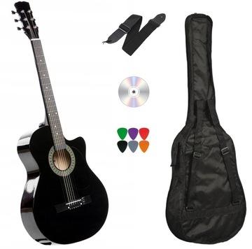 Akustická gitara 4/4 Castelo G-3 BK 4 Farby